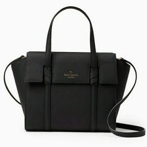 💜 Kate Spade 💜 Abigail bag in black